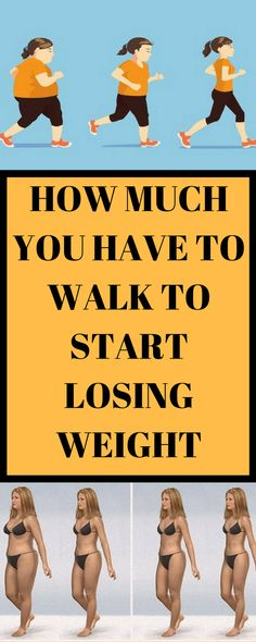 Walking is considered to be one of the easiest, but yet most effective exercises. It can definitely help you improve your health and tone your muscles while at the same time, you're losing weight.