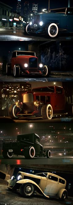 NFS 2015 - 1932 FORD