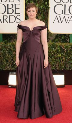 Oh NO darling FIRE your stylist IMEDIATELY Golden Globe Awards 2013: Best Dresses On The Red Carpet | Grazia Fashion