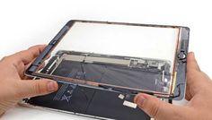 Thay vỏ iPad Pro
