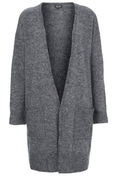 Stretchy Slouch Cardigan - Cardigans - Knitwear - Clothing- Topshop Europe