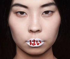 Silent Consent: Typographic Artworks by Miklós Kiss   Inspiration Grid   Design Inspiration