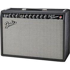 Fender Vintage Reissue '65 Deluxe Reverb Guitar Combo Amp (0217400000)