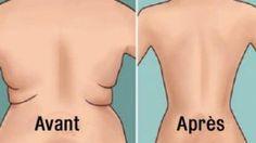 4 exercices de dos rapides et simples pour brûler la graisse et se débarrasser des bras flasques!