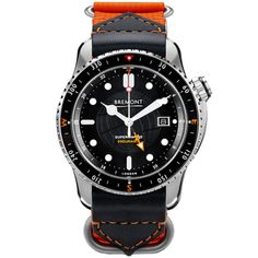 Endurance Limited Edition Watch by  Bremont Watch Company #men #watches #strap #watch #accessory