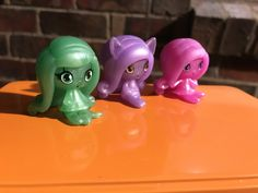 Ghostly Minis