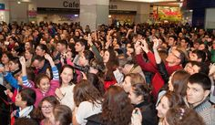 VUNK live @ Maritimo Shopping Center (Constanța) // Foto: Petru Ivu (c) VUNK