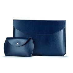 nice iPad Pro, MacBook Air Sleeve, Te-Rich 13 Inch Laptop Tablet Carrying Case with Mouse / Pencil Bag for Apple iPad Pro Released), Built-in Document Pocket-Blue Macbook Air Sleeve, Macbook Air 13 Inch, Iphone Leather Case, Ipad Pro 12 9, Pencil Bags, Laptop Accessories, Laptop Case, Apple Ipad, Laptop Sleeves