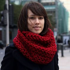 Infinity Scarf Gallery