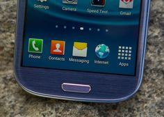 Samsung Galaxy S III. Love mine! Amazing device!