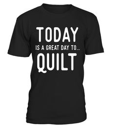 """# Great Quilting T Shirts. Gifts for Quilters. Quilt Today. . Special Offer, not available in shops Comes in a variety of styles and colours Buy yours now before it is too late! Secured payment via Visa / Mastercard / Amex / PayPal How to place an order Choose the model from the drop-down menu Click on """"Buy it now"""" Choose the size and the quantity Add your delivery address and bank details And that's it! Tags: Gifts shirts for quilting que"""