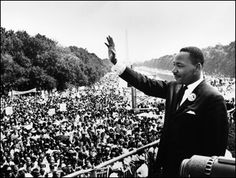 "1963-  The famous March on Washington was a culminating point for the Civil Rights Movement, in which thousands of Blacks flocked to the nation's capital in a support of civil rights legislation. This is where Dr. Martin Luther King Jr. would give his ""I Have a Dream"" speech."