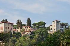 https://flic.kr/p/zykhQb | Villas avec vue, Bordighera, province d'Imperia, Ligurie, Italie.