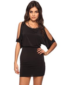 Vestido de corte ceñido | Forever21 - 2000035957