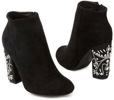 i loooovveee these! black is my favorite color and i love the detail on the back! #affiliate