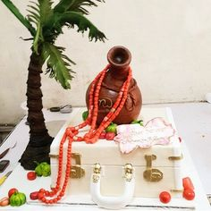 Nigerian wedding traditional weddig cake ideas lizzies cakes n crafts