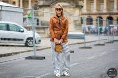 STYLE DU MONDE / Paris SS 2017 Street Style: Camille Charrière  // #Fashion, #FashionBlog, #FashionBlogger, #Ootd, #OutfitOfTheDay, #StreetStyle, #Style