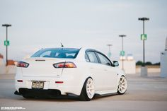 What EVO? // Fernando's Mitsubishi Ralliart. | Stance:Nation - Form > Function