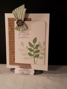 Sympathy by cheeriolafs - Cards and Paper Crafts at Splitcoaststampers