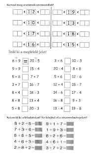 JujoBoro: Matematika feladatlapok, feladatok, versenyötletek első osztályosoknak Worksheets, Periodic Table, Crafts For Kids, Elsa, Learning, Words, Free Stuff, Logo, Teacher Lesson Plans