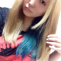 Starbucks/Disney/Nail/Hair @yurina____ #マニパニ #ブルー...Instagram photo | Websta (Webstagram)