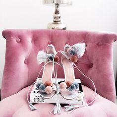 """Gefällt 5,506 Mal, 107 Kommentare - Anni (@fashionhippieloves) auf Instagram: """"Cutest shoes ever 🦄🎀 {see them on my latest blogpost - link in bio}"""""""