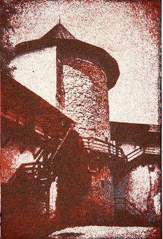 Old castle Kremnica (Photo by Hanneke Verburg, via Flickr)