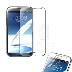 2x 5x 10x 20x High Quality Clear Screen Protectors For Samsung Galaxy Note 2