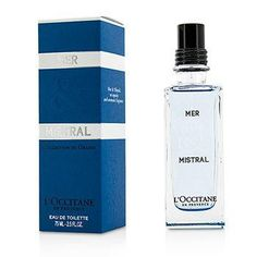 Mer & Mistral Eau De Toilette Spray - 75ml-2.5oz