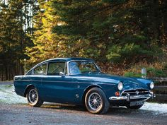 1965 Sunbeam Tiger Mk I Coupe by Harrington | Arizona 2015 | RM AUCTIONS
