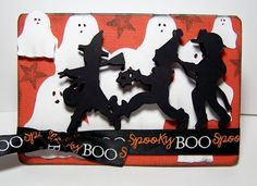 Ghostly Halloween (using A Child's Year and Paper Doll Dress Up) - Susan Whitfield Edwards