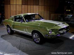 1968 GT 500 Shelby Cobra