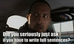 The Rock Teacher Meme. My middle school students always ask this