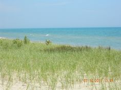 secluded lake huron beach, simply amazing!