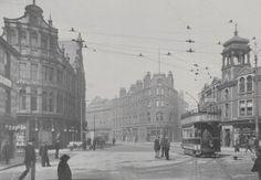 Old Doncaster - tram