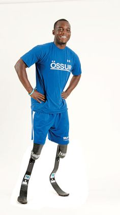 Blake Leeper: Paralympic Track & Field (Bilateral Amputee, Sprints)  #TeamUSA