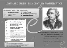 7_Euler_How to admire a mathematics masterpiece http://www.youtube.com/watch?v=p0olZPMuN6Y&feature=youtu.be