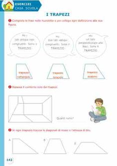 Sussidiario semplice 4 - Matematica Mat Online, Map, Education, Location Map, Maps, Onderwijs, Learning