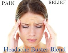 Headache Buster Blend of Essential Oils.