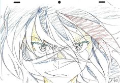 A few key frames of the Kamui transformation sequences. There are around 320 key animations for each scene, really one of the most elaborate shots. Taken from the KlK Key Art Collection Vol Click. Animation Sketches, Drawing Sketches, Drawings, Make A Comic Book, Key Frame, Keys Art, Character Design, Character Sheet, Character Reference