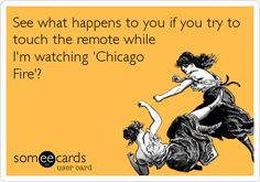 Yes!!!! ❤️ Chicago fire!