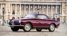 Alfa Romeo 1900 C Super Sprint Coupé (1956)