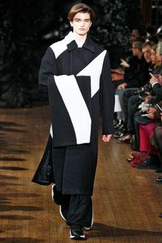 Xander Zhou • Menswear AW2014 • London • vogue.co.uk
