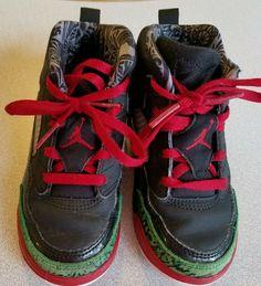 new product fb033 3ee93 (eBay Sponsored) Nike JORDAN SPIZIKE BT BOYS TODDLER Sneakers 317701-026  10c 10