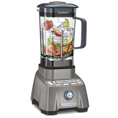 CUISINART CBT2000C Hurricane Pro 35 Peak HP Blender Gun Metal * Check this awesome product by going to the link at the image. (Amazon affiliate link)