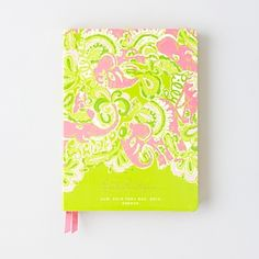 Lily Pulitzer 17 month agenda - organize your life in style!