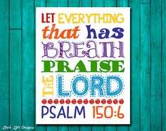 Let+everything+that+has+breath+praise+the+by+LittleLifeDesigns