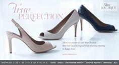Ann Taylor shoe styling