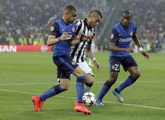 Juventus-Monaco, il film della partita