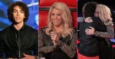Shakira fala em português com brasileiro no 'The Voice USA' - Sam Alves, criado…
